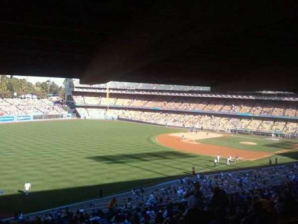 Dodger Stadium, section: 47FD, row: T, seat: 16