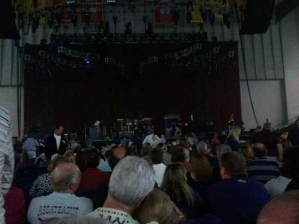 Royal Farms Arena, section: Floor 2, row: AA, seat: 7