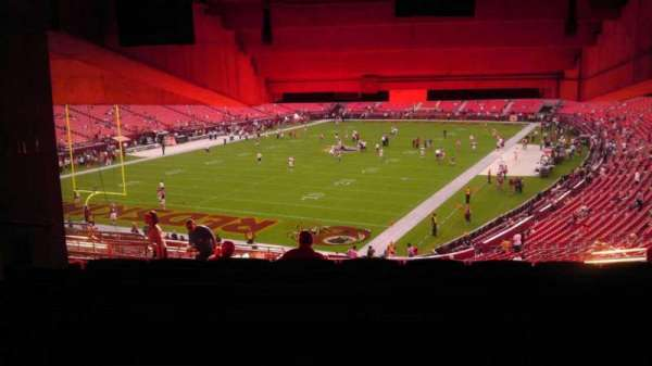 FedEx Field, section: 229, row: 20, seat: 20