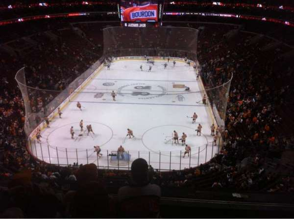 Wells Fargo Center, section: 219A, row: 4, seat: 7