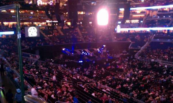 Amway Center, section: Loge Box A, row: 1, seat: 1