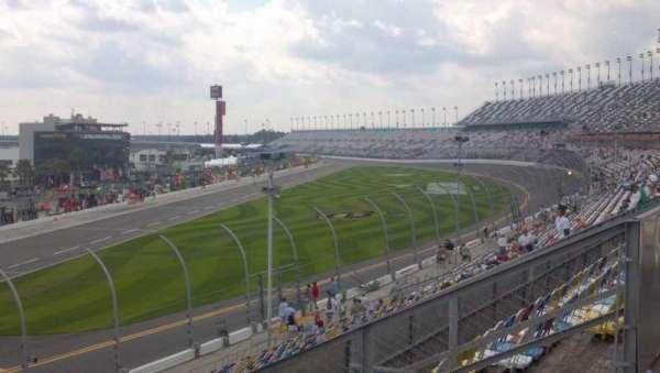 Daytona International Speedway, section: Weatherly Tower N, row: 25, seat: 14