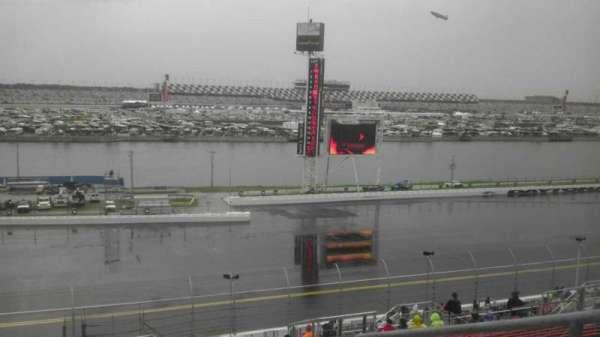 Daytona International Speedway, section: Turn 2 I, row: 52, seat: 16