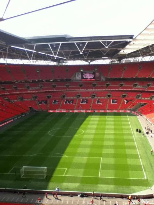 Wembley Stadium, section: 512, row: 18, seat: 342
