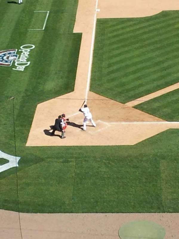 Comerica Park, section: 323, row: C, seat: 19