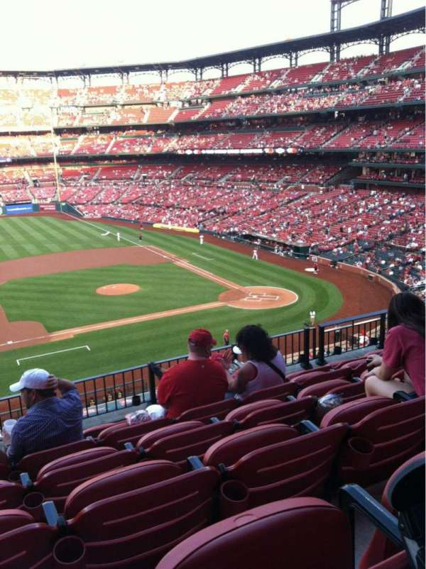 Busch Stadium, section: 257, row: 6, seat: 14