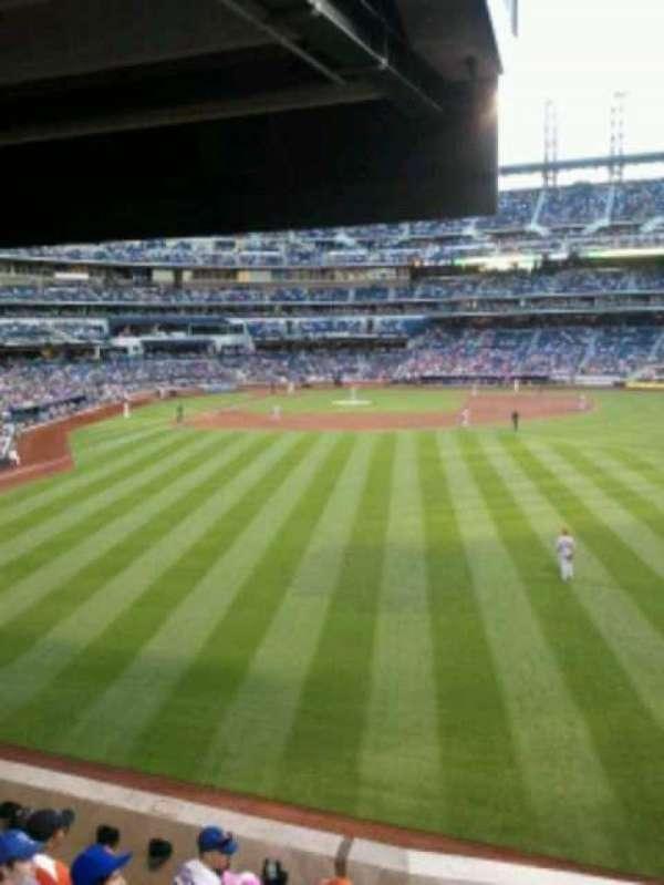 Citi Field, section: 101, row: 14, seat: 19