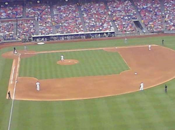 Citizens Bank Park, section: 304, row: 21, seat: 21