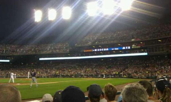 Comerica Park, section: 137, row: 5, seat: 7