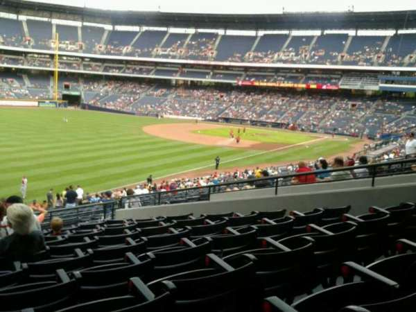Turner Field, section: 228, row: 9, seat: 1