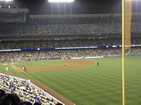 Dodger Stadium, section: 164LG, row: K, seat: 11