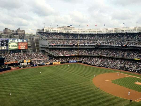 Yankee Stadium, section: 330, row: 8WC, seat: 13