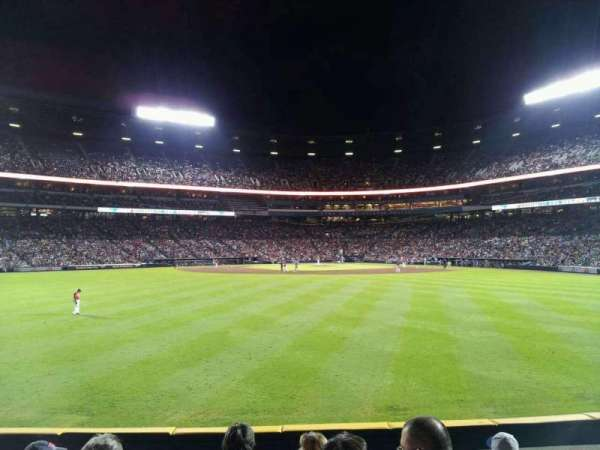 Turner Field, section: 148, row: 18, seat: 7