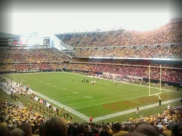 Soldier Field, section: 256, row: 20, seat: 12