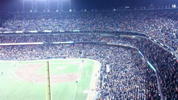 AT&T Park, section: 335, row: 18, seat: 20