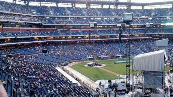Citizens Bank Park, section: 209, row: 3, seat: 15