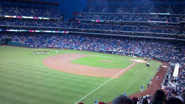 Citizens Bank Park, section: 236, row: 8, seat: 16