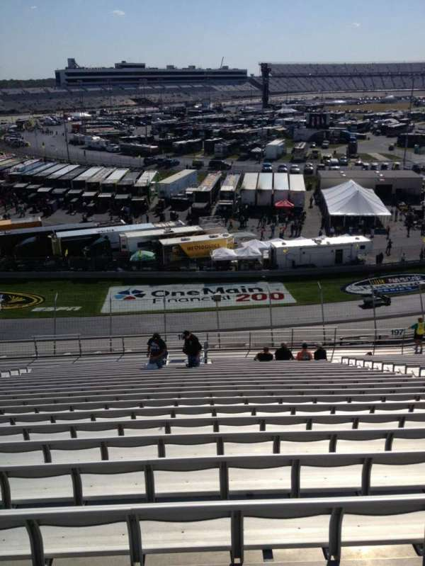 Dover International Speedway, section: 198, row: 24, seat: 9