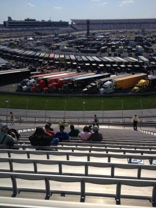 Dover International Speedway, section: 204, row: 25, seat: 8