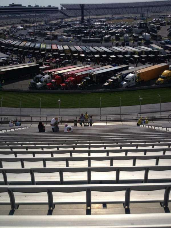 Dover International Speedway, section: 205, row: 27, seat: 9