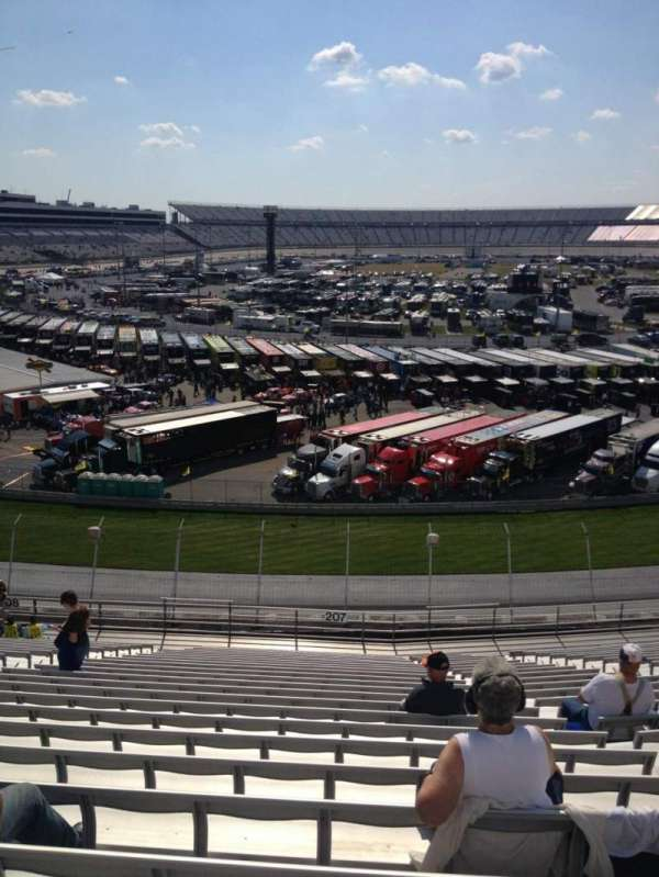 Dover International Speedway, section: 207, row: 24, seat: 11