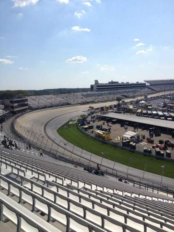 Dover International Speedway, section: 213, row: 28, seat: 11
