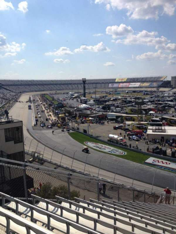 Dover International Speedway, section: 227, row: 26, seat: 4