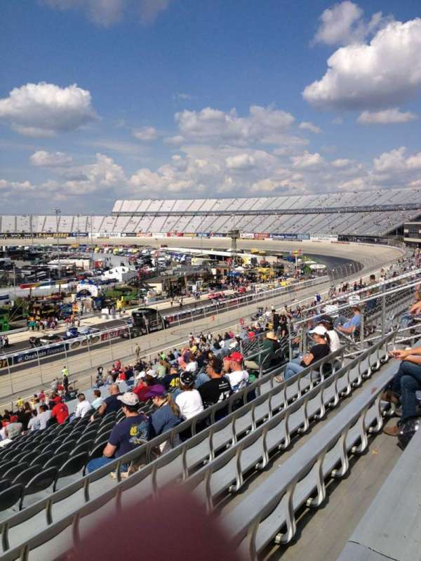 Dover International Speedway, section: 251, row: 42, seat: 21