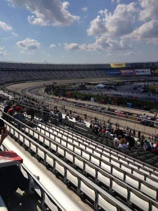 Dover International Speedway, section: 101, row: 45, seat: 11