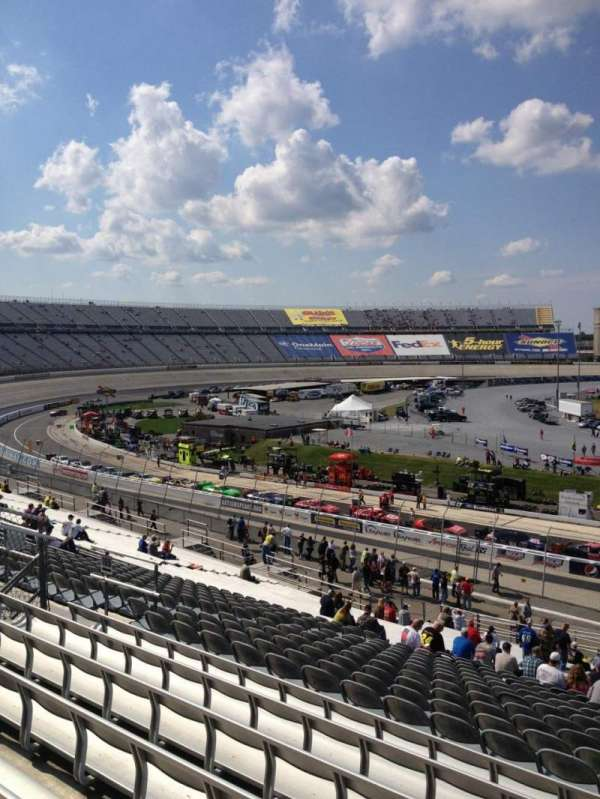 Dover International Speedway, section: 105, row: 43, seat: 16