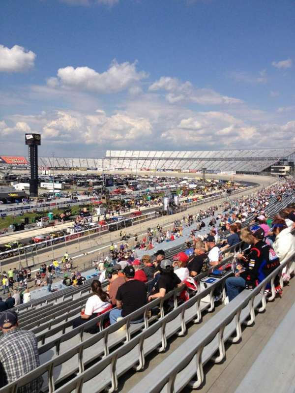 Dover International Speedway, section: 109, row: 43, seat: 19