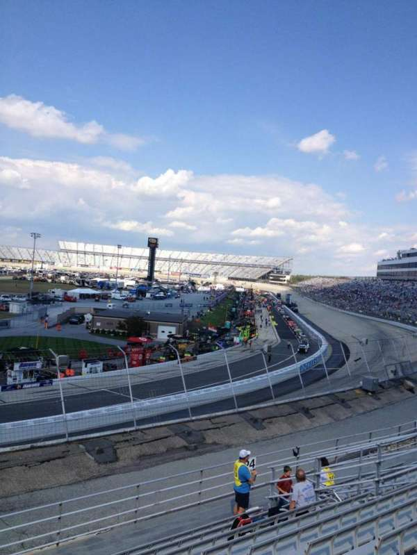 Dover International Speedway, section: 125, row: 11, seat: 8