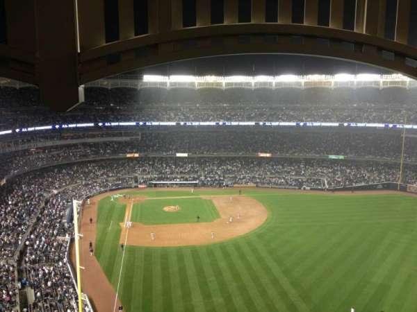 Yankee Stadium, section: 406, row: 4, seat: 3