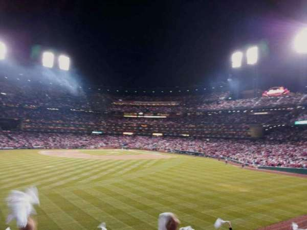 Busch Stadium, section: 195, row: 17, seat: 1
