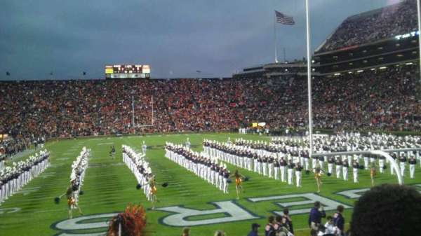 Jordan-Hare Stadium, section: 16