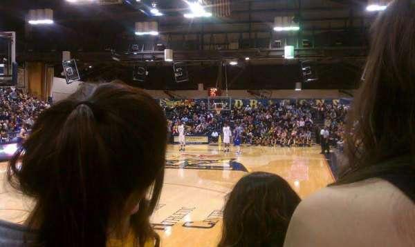 Daskalakis Athletic Center, row: 4