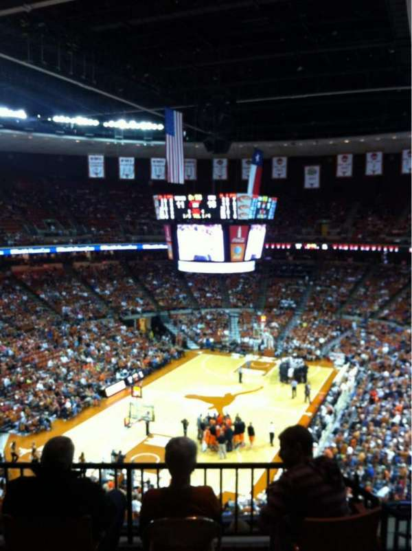 Frank Erwin Center, section: 89, row: 6, seat: 2