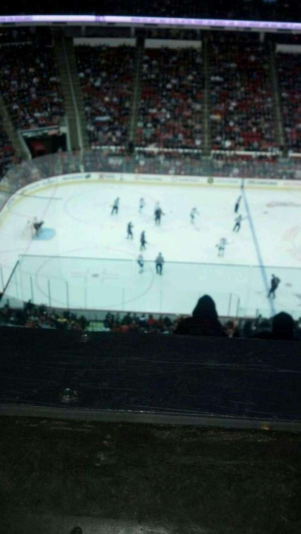 PNC Arena, section: 305, row: G, seat: 18