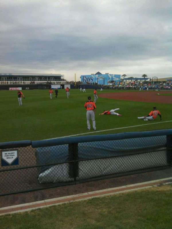 Charlotte Sports Park, section: GA Berm