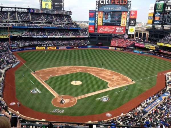 Citi Field, section: 512, row: 3, seat: 3,4