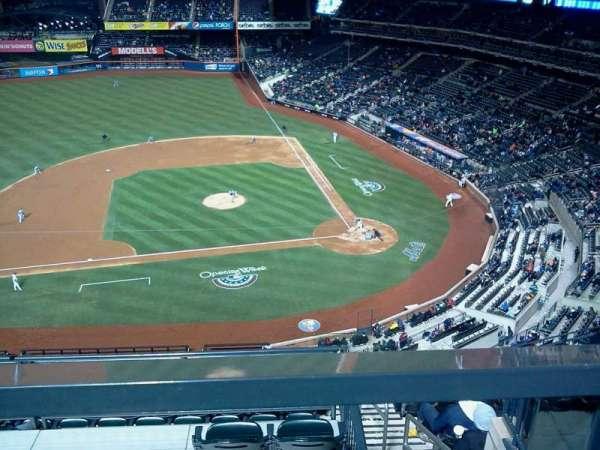 Citi Field, section: 520, row: 1, seat: 11
