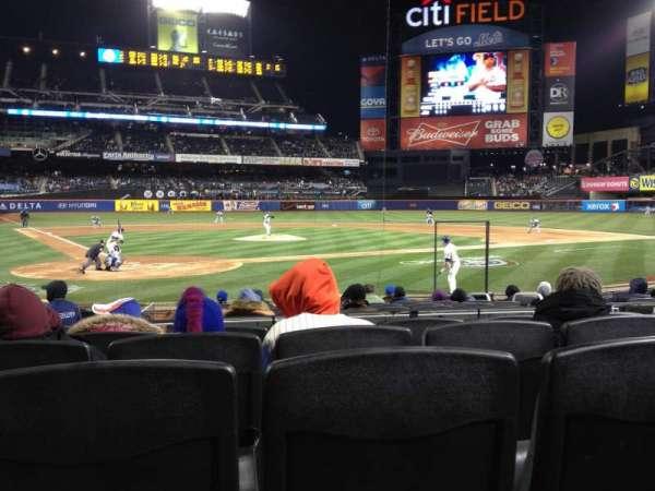 Citi Field, section: 13, row: 13, seat: 4