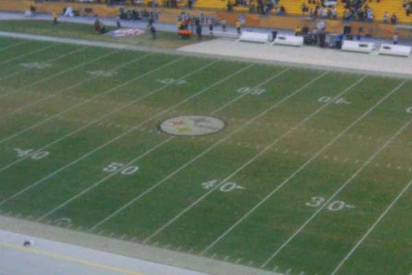 Heinz Field, section: 511