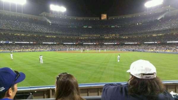 Dodger Stadium, section: 313PL, row: B, seat: 8