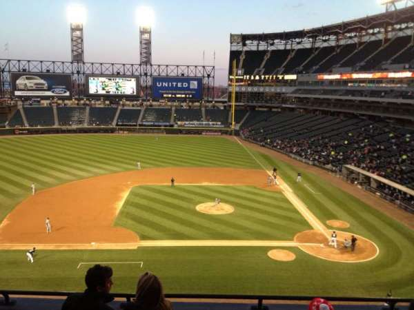 Guaranteed Rate Field, section: 338, row: 5, seat: 14