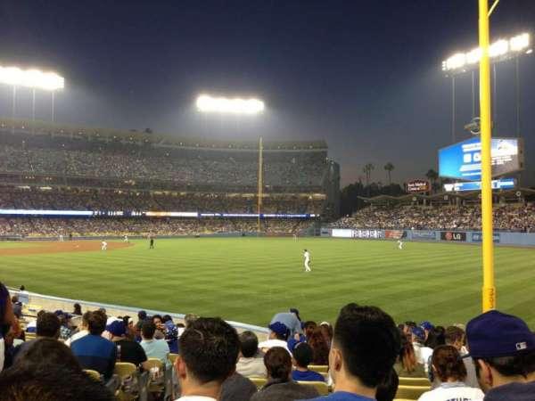 Dodger Stadium, section: 48FD, row: O, seat: 3