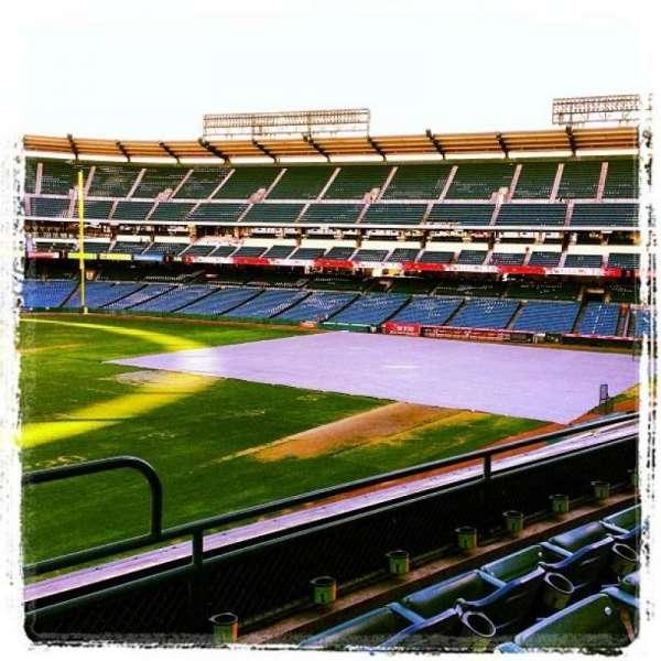 Angel Stadium, section: C305, row: C, seat: 14