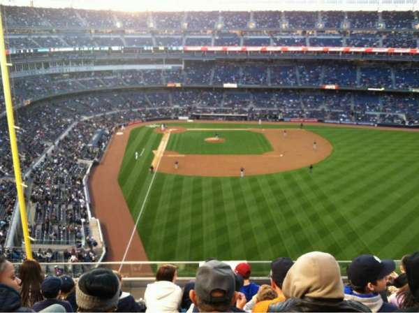 Yankee Stadium, section: 306, row: 6, seat: 12