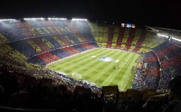 Camp Nou, section: Gol Sur Nike, row: 426, seat: 3