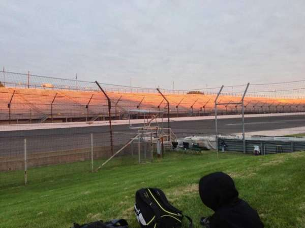 Indianapolis Motor Speedway, section: 4th Turn Viewing Mound